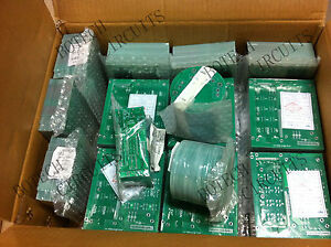 2 - 4 layer PCB Manufacture Prototype Etching L>10cm or Width>10cm or Qty>10