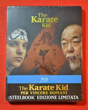 Karate Kid Steelbook  Blu-ray EU Import  New + Sealed