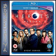 HEROES REBORN - EVENT SERIES *BRAND NEW BLURAY **