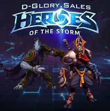Ronin Zeratul & Zeratul - Heroes of the Storm (Region FREE)