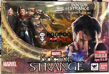 Bandai S.H.Figuarts Doctor Strange & Burning Flame Set IN STOCK USA