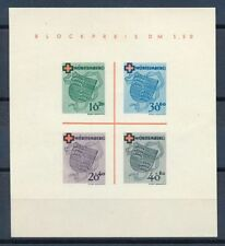 Ungeprüfte Briefmarken aus Deutschland (ab 1945) als Satz ohne Gummi