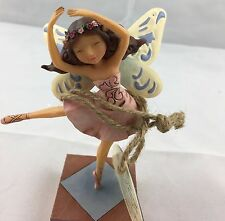 Jim Shore Heartwood Creek Light as a Feather Fairy #4020468 Holiday Nib-Opened