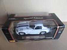 935G Maisto 31845 Dodge Viper GT2 White 1:18 +Box
