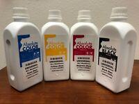 BULK (4 Liter) WorkForce Ink Refill for Epson Universal WorkForce Printer (Dye)