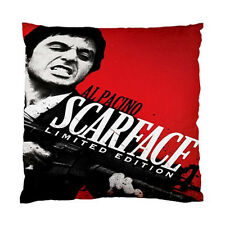 Al Pacino SCARFACE Cushion Cover/Case Throw Pillow Case(Two Sides)-NEW