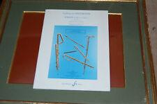 Partition, BEETHOVEN SONATE OP. 23 EN LA MIN ,Flute et piano