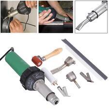 New 1500W Plastic Welder Welding Gun Heating Power Adjustable Hot Air/Hot Gas