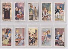 Ogdens Cigarette  Cards set 50  1936 Shots from the Films  Near Mint