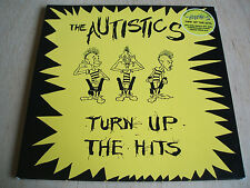 the autistics  turn up the hits 2017 puke n vomit label Vinyl  Lp   Mint new