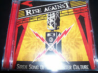 Rise Against Siren Song Of The Counter Culture (Australia) CD – Like New