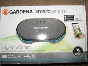 GARDENA SmartSystem Irrigation Control Bewässerungssystem (19032-20)