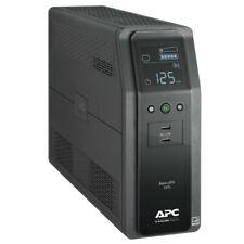 Apc Back-Ups Pro Tower 1375Va 10 Outlet 2 Usb, Black *Distressed Pkg*