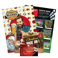 Stocking Fillers for Men Christmas Games Gift Secret Santa Mens Adults Dad Gifts