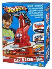 Hot Wheels Car Maker Playset ** New ** Free Shipping  NEW ORGINAL BNIB SUPER SET