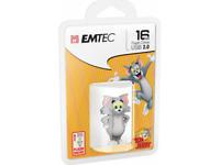 Clé USB Tom & Jerry EMTEC Capacité stockage : 16 GB Flash Drive USB 2.0  NEUF