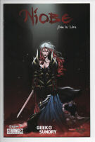 NIOBE: SHE IS LIFE 1 Geek & Sundry Variant Second Print