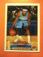 2003-04 Topps Carmelo Anthony ROOKIE  #223