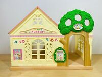 Sylvanian Families Forest Nursery Set Piano Swing Toys Epoch