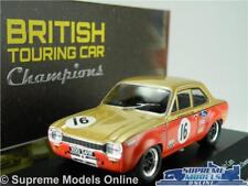 FORD ESCORT MK1 CAR MODEL 1:43 SIZE 1968 IXO ATLAS BTCC TOURING 4672101 MANN T34