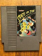 Skate or Die (1988) Nintendo NES Cartridge Only