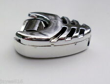Silver Coloured Plectrum-Holder Pick Holder pickholder UK