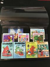 Antigua Barbuda Disney stamps selection Lot 155 includes Donald Duck, Minnie