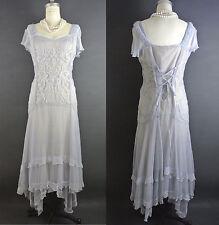 Gatsby Style Dress S Vintage Style Nataya Dress Sale 1920s inspired Blue NWT