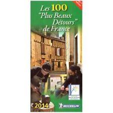 """Les 100 plus beaux détours de France 2014 """"Editions MICHELIN"""""""