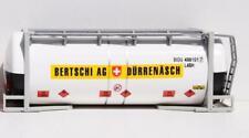 AWM SZ 20 ft.Tank-Container Bertschi schwarz-weiß 59244
