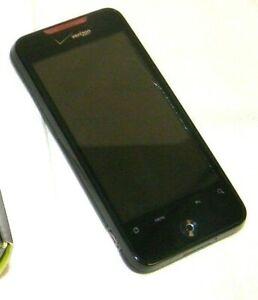 HTC Droid Incredible - Black (Verizon) CDMA Touch Screen Smart Phone
