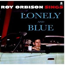 """ROY ORBISON """"LONELY AND BLUE"""" (180 GRAM) BRAND NEW! STILL SEALED! (MINT)"""