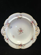 Vintage Brown Westhead Moore & Co. Cauldon Place England Serving Bowl