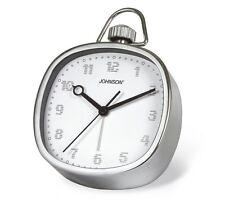 Orologio da tavolo Johnson sveglia allarme clock  silenziosa SVA110 - Rotex