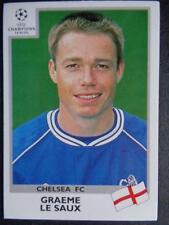 Panini Champions League 1999-2000 - Graeme Le Saux (Chelsea) #277
