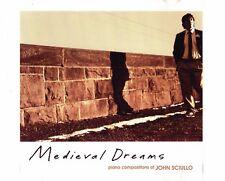 CD JOHN SCIULLOmedieval dreamsUS 1997 EX (B1225)