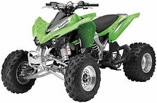NEW FACTORY KAWASAKI KFX450R TOY REPLICA QUAD ATV MOTORCYCLE TOYS BOYS KIDS 1:12