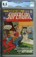 Adventure Comics #402 CGC 8.5 Supergirl 1st App Starfire