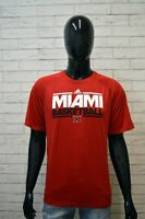 Maglia Uomo ADIDAS Taglia S Maglietta Polo Manica Corta Cotone Shirt Man Sport