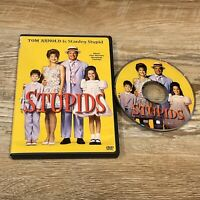 THE STUPIDS (DVD, 2004) TOM ARNOLD COMEDY Like New!!  with Insert Included