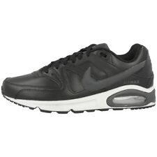 Nike Air Max Command Leather zapatos casual zapatillas Black Anthracite 749760-001
