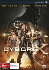 Cyborg X (DVD, 2016)*R4*Danny Trejo*VGC