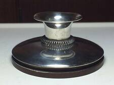 Sterling silver weighted candlestick holder Internatinoal SilverCo ?
