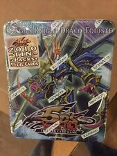Yu-Gi-Oh! Dragon Knight Draco-Equiste Tin For Card Game CCG TCG