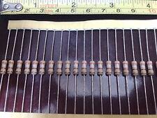 390R 5% 0.5W * 1000 x 1/2W Carbon Film Resistori da First-Ohm * spedizione gratuita nel Regno Unito