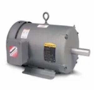 NEW Baldor Reliance Motor M3714TX 10 HP-1770 RPM-3PH-60Hz-215T-3740M-208-230/460