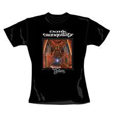 Dark Tranquillity - The Gallery - Girlie Girl Shirt - Größe Size L - Neu