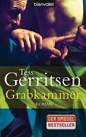 Grabkammer von Gerritsen, Tess (Rizzoli-&-Isles-Thriller, Band 7), 2011