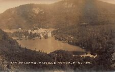 Real Photo Postcard The Balsams in Dixville Notch, New Hampshire~109313