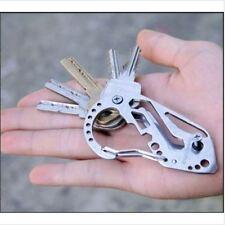 Schlüssel Organizer Schlüsselanhänger Schlüsselorganizer Multitool Karabiner